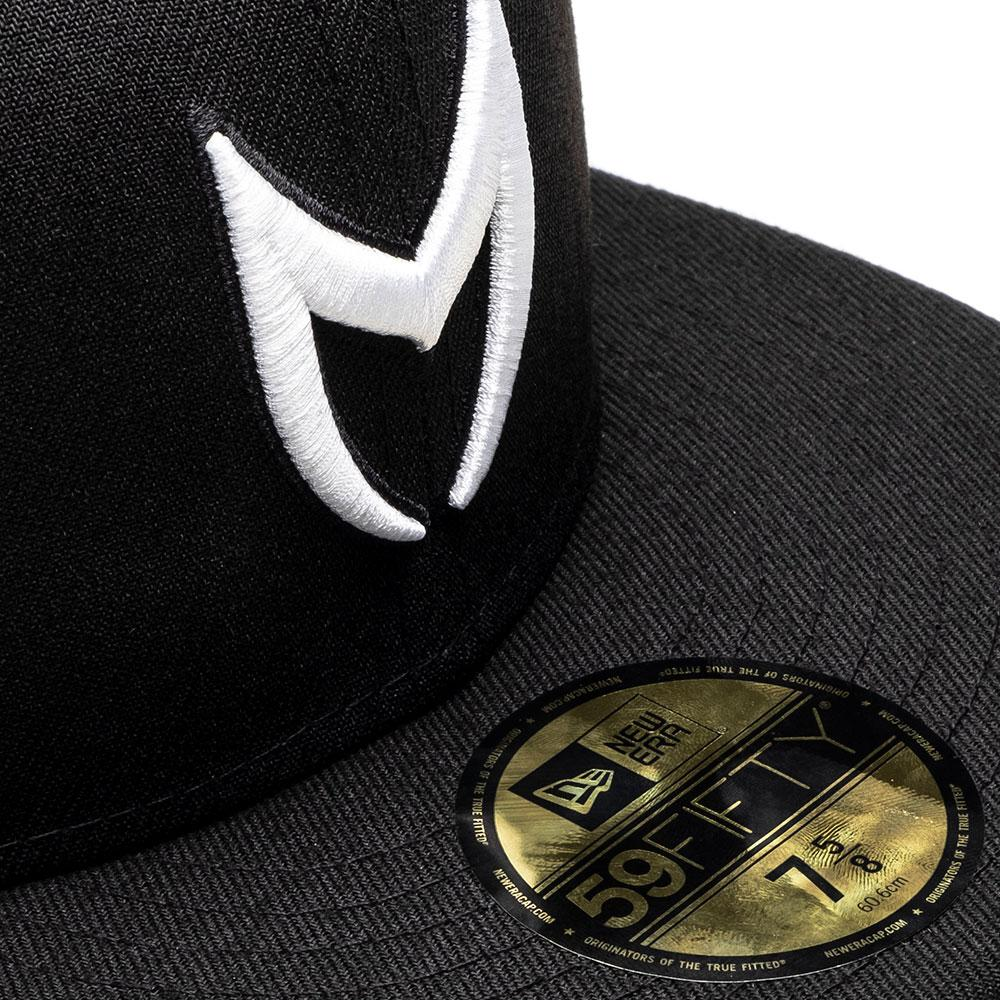 MSTR Cap – Zwart & Wit