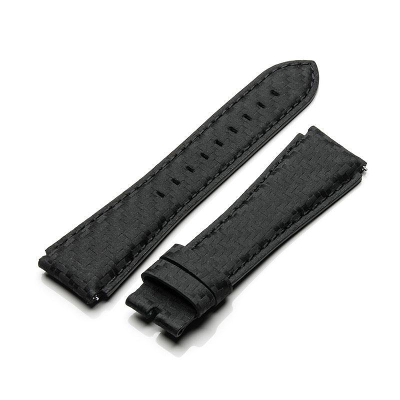 Carbon – Zwart Leer