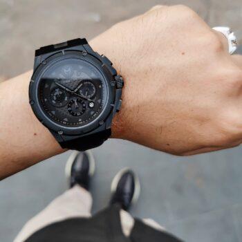 Carbon Zwart