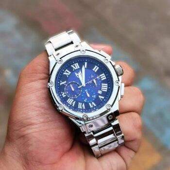 Zilver & Blauw