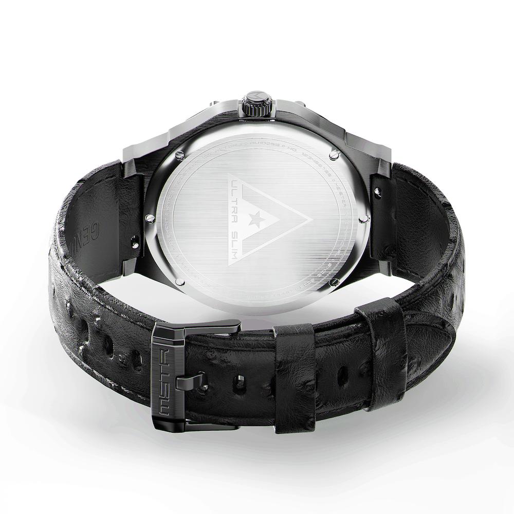 Carbon Zwart – Leer
