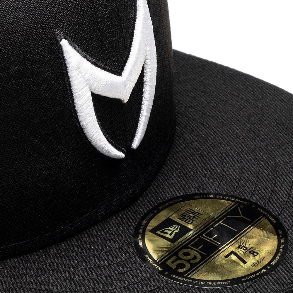 MSTR Cap - Zwart & Wit