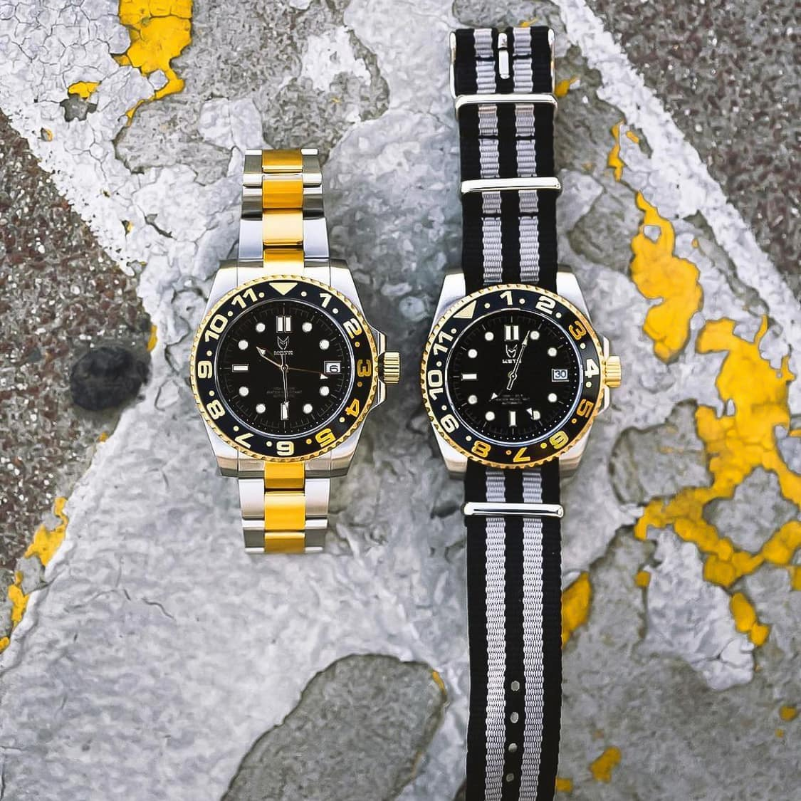 Automatic - Zilver & Goud