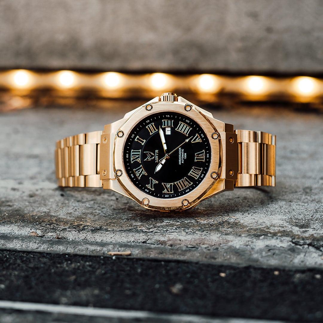 Automatic - Rosé Goud