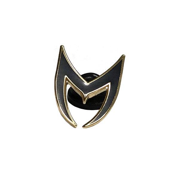 """""""M"""" Logo Pin"""